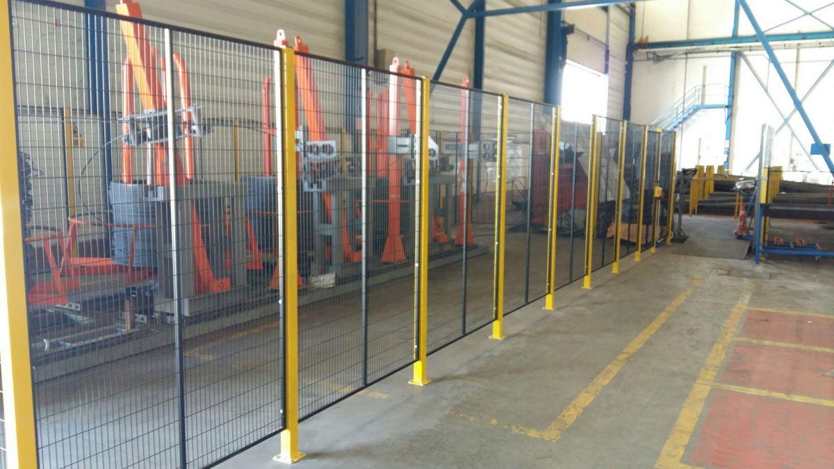 Sistema Safety para protección en la industria