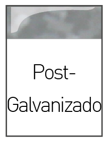 post-galvanizado