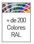 colores RAL