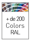 Colors RAL