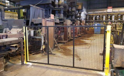 El sistema de seguridad en la industria